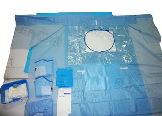 SMS Material Medical Procedure Packs , Abdominal Delivery Sterile Medical Pack For Cesarean Section