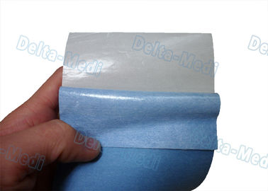 China Blue / Green Drape Op - Tape Self Adhesive Disposable Kit Surface 50 X 9CM 50 X 10CM supplier