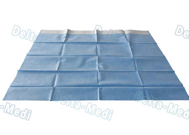 Impervious Disposable Surgical Drapes , Sterile Utility Drape With Self Adhesive Tapes