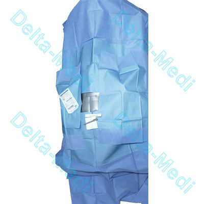 75 x 90cm Universal Surgical Drape Pack With Adhesive