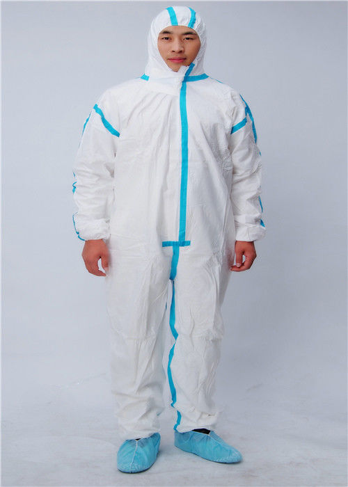 SF Disposable Protective Apparel Full Body Protective From Hazmat