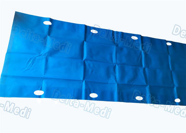 China Stretcher Style Disposable Bed Sheets , Disposable Patient Transfer Sheets for first aid factory