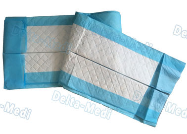 China Medical Non Woven Disposable Bed Sheets Under Pad For Pregnant / Incontinence Patient factory