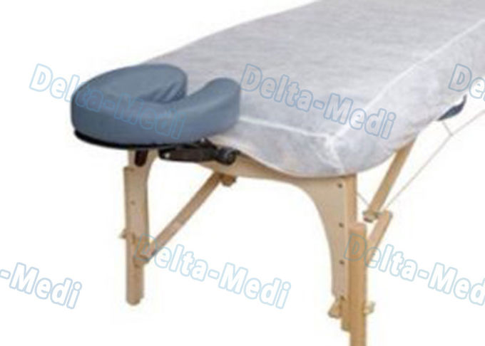 Sterile Surgical Disposable Bed Sheets Non Woven Waterproof For Hospital examination