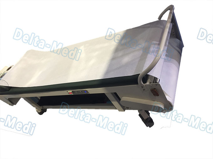 Ultrasonic Seam Disposable Bed Sheets Blue Color With Good Skin Affinity,water proof,Examination usage