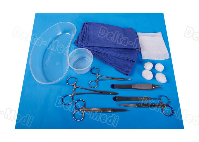 General Dressing Minor Procedure Pack Surgical Disposable Sterile Kit For Single Use